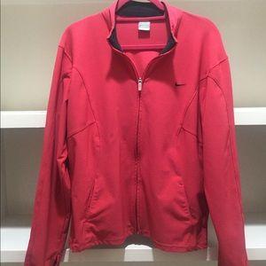♥️♥️♥️Red Jacket NikeFIT DRY Jacket